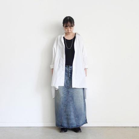 ichi 201142 Denim Skirt / 2 SIZE