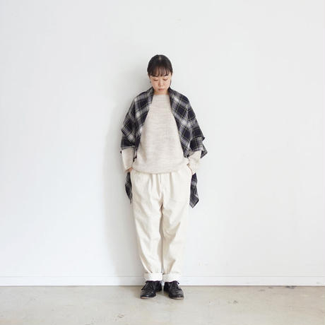 ichi 200646 Knit Pullover / 3 COLORS