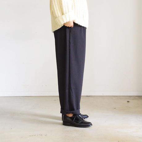 ichi 190522 Stripe Pants / 2 COLOR
