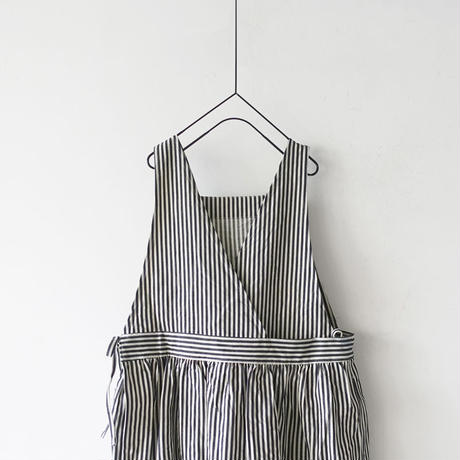 ichi 190943 Apron One Piece / HICKORY