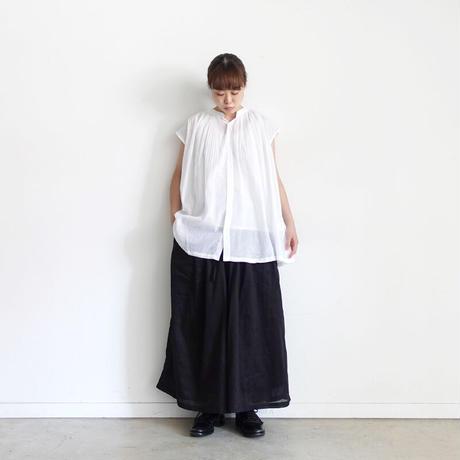 ichi 210116 Volume Gather Pants / 2 COLORS