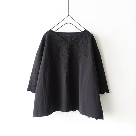 ichi 200444 Scallop Pullover / 2 COLORS