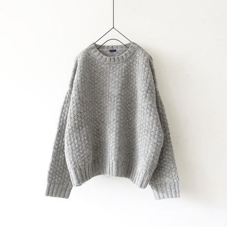 ichi 200474 Wool Knit Pullover / 3 COLORS