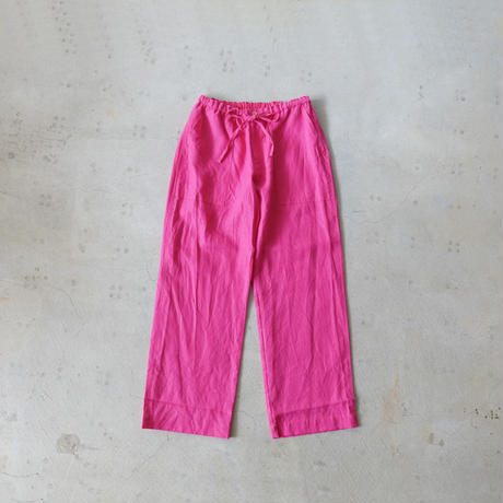 LANAI LA011 Linen Pants / 5COLORS ( MENS SIZE )