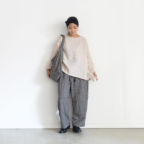 ichiAntiquités 600629 Cotton Wool Color Pullover / 3 COLORS