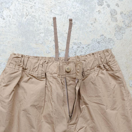 ichi 201232 Cotton Typewriter Pants / 2 SIZES ・ 2 COLORS