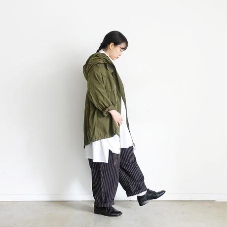 ichi 200920 Cotton Linen Pants / 2 COLORS