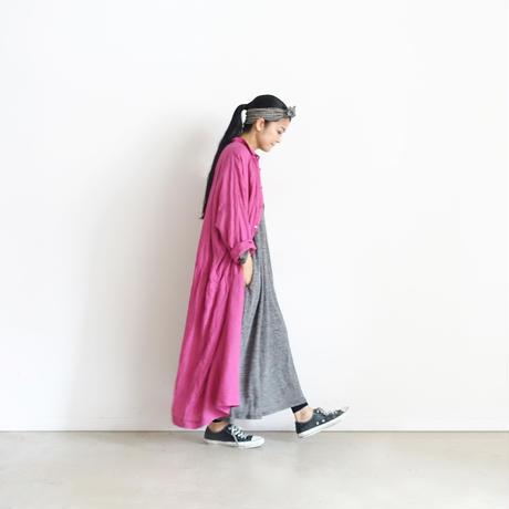 ichiAntiquités 500355 Linen Dress / CHARCOAL