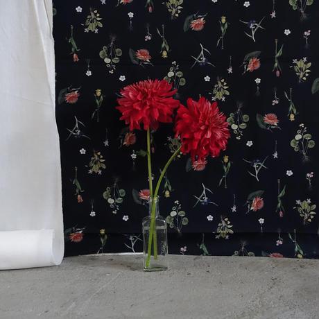 ichi 201213 Botanical Flower Shirt / 2 COLORS