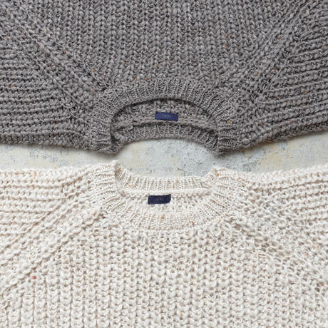 ichi 200548 Knit Pullover / 3 COLORS