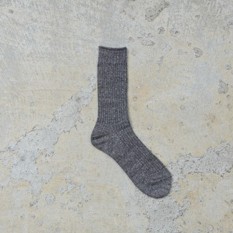Loiter L020 Cotton Rib Socks / 3 COLOES