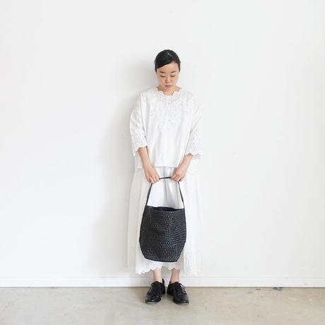 KYUCA KY-1103 Mesh Shoulder Bag / 2 COLORS