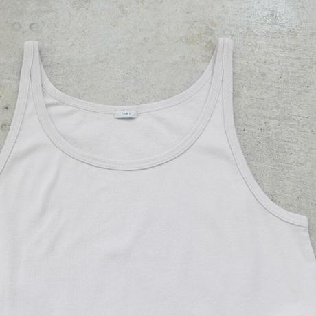 ichi 210154 Organic Cotton Tank Top One Piece / 2 COLORS