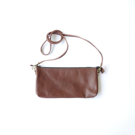 Kyuca KY-0277 Flat Shoulder / Brown