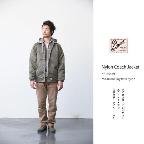 KP1804MF / MA-01 Nylon Coach Jacket/コーチジャンパー
