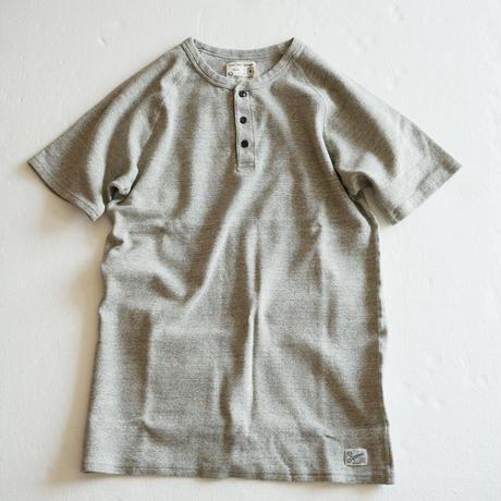 KP9940MS /Henry Neck Tシャツ/ ヘンリーネック