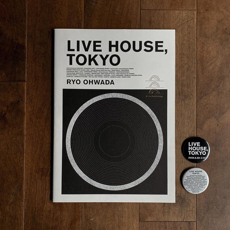 LIVE HOUSE, TOKYO SPECIAL SET(缶バッジ付き) 大和田良