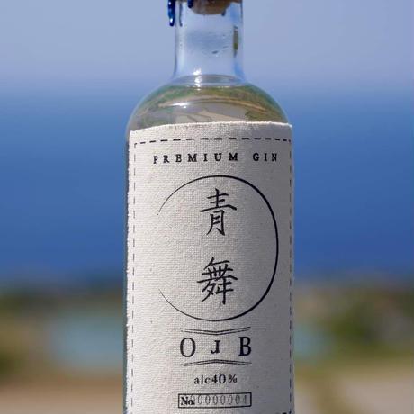 YAMAGUCHI PREMIUM GIN青舞 700ml 40%