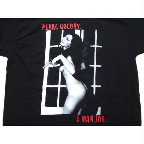 【Penal Colony】 女性のフォトプリント Tシャツ 美品!