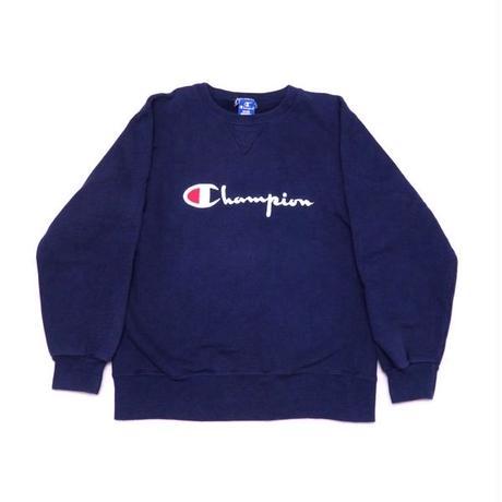 【チャンピオン】 90s アメリカ製 ロゴ刺繍! スウェット Mサイズ