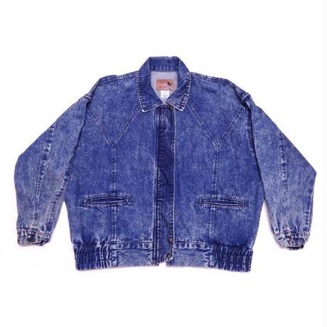 【アメリカ古着】 80s-90s 超ビッグシルエット! デニムジャケット