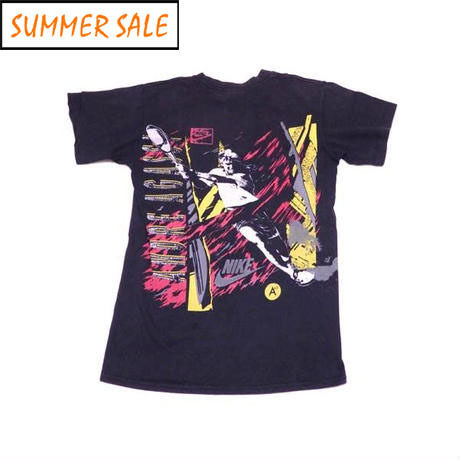 【ナイキ】 90s アメリカ製 アンドレ・アガシ Tシャツ Sサイズ