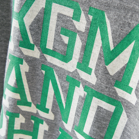 KGM & PHAKCHIS COLLEGE TEE (GREEN)