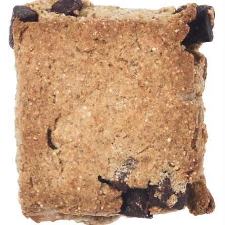 Vegan Rye Scone (Chocolate chips & Macadamia nut )_3 piece / ライ麦のビーガンスコーン(チョコチップとマカダミアナッツ)_3個セット