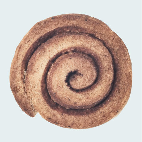 Vegan Cinnamon Roll (Plain)_3 pieces / ビーガンシナモンロール(プレーン)_3個セット