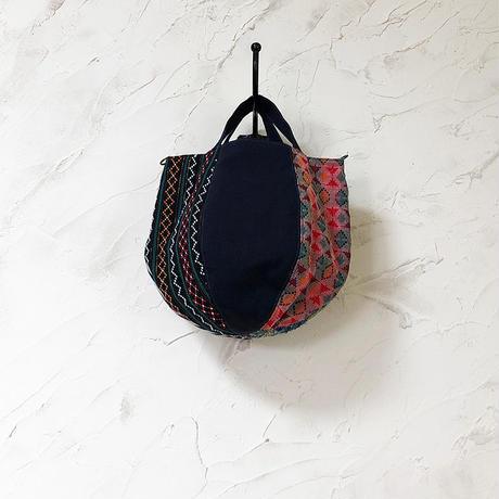 276|  ネパール・さをり織り・ニット(size/S)