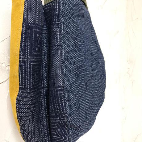 360|八王子織物×豚革のリユースボニー(size/S)