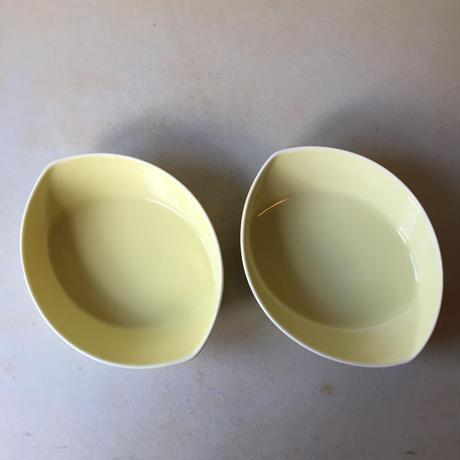 白山陶器 LEAVES リーヴス シリアルプレート