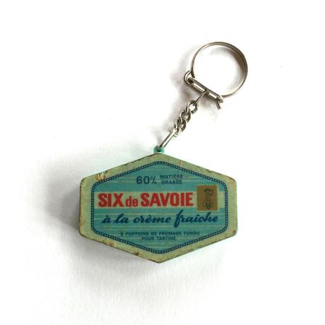 France 1960's キーホルダー SIX de SAVOIE