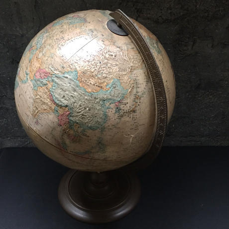 USA Vintage Replogle リプルーグル 地球儀 アンティーク