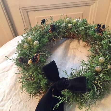 kiccorie's クリスマスリース