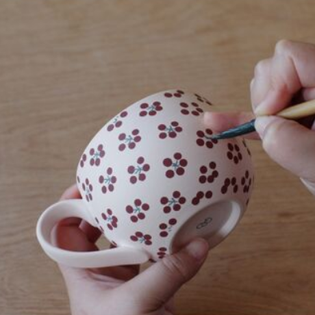 【砥部焼】小紋mix 拘りの豆皿