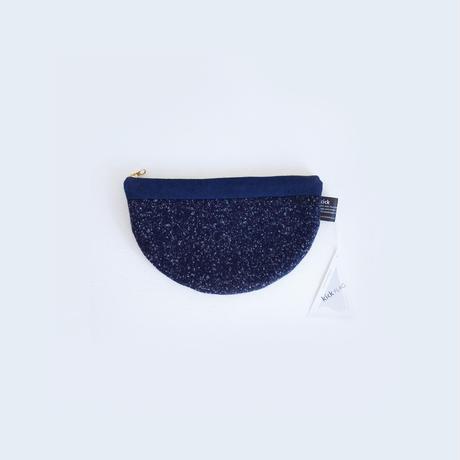 wool pouch(ネイビー)