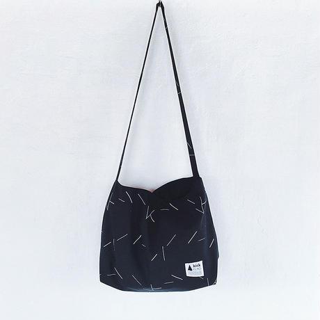 lane shoulder(ブラック)