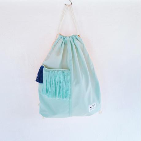 hairy knapsack(ミントグリーン)