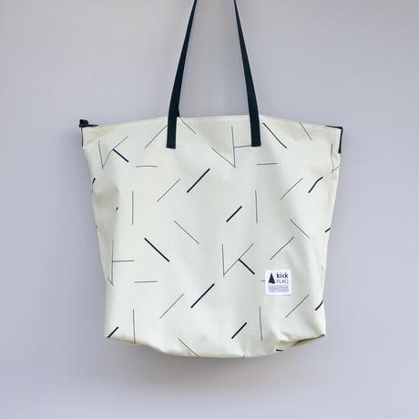flag bag light(ペールレモン)
