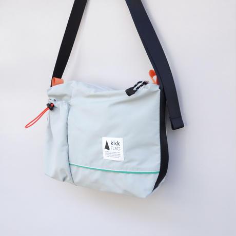 liner shoulder(グレー・ポケット)