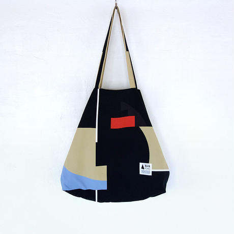 flag bag(Interval:ブラック)