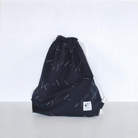 lane knapsack(ブラック)