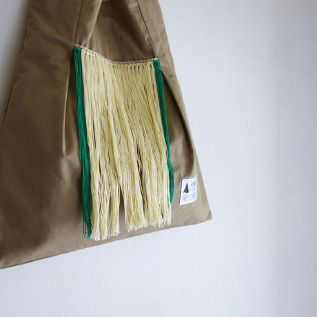 long hairy bag(サンド)