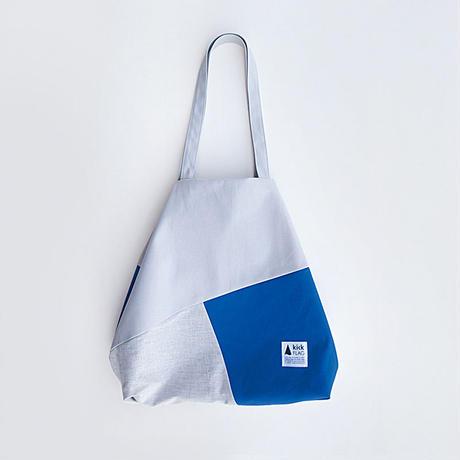 flag bag(ブルー)