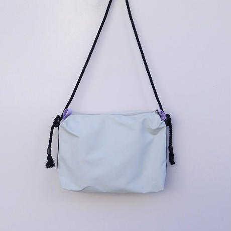 rope shoulder(ペールグレー)