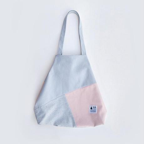 flag bag(ペールピンク)