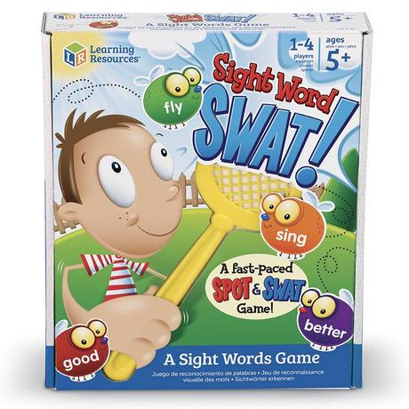 Sight Word SWAT! 英語単語ハエ叩きゲーム