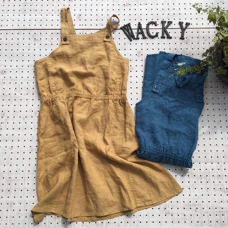 Jr.APRON JUMPER SKIRT(150-160)/Ocean&Ground'19SS/1917752