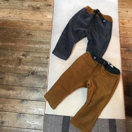 FLEECE NARROW PANTS /Ocean&Ground'19AW/1927104